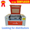 Laser Machine 600X400mm do laser Cutting 50/60W Mini Table de HPL