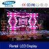 Gran pantalla de visualización de interior de LED de la etapa de la venta P5 RGB