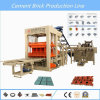 Macchina per fabbricare i mattoni completamente automatica del PLC della Germania Siemens