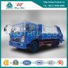 Cdw 8-13 Cbm 160HP 4X2 Compactor Garbage Truck