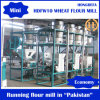 10t Wheat Flour Milling Machine
