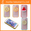 3D Lemon Watermelon Fruit Crystal Clear Plastic TPU Back Hard Case Cover