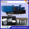 Machine de fabrication de plats en plastique personnalisée à haute performance