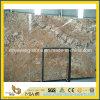 Voorgesneden Braziliaans Gouden Graniet Persa voor Countertop Plak