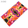 Fatto in Cina Cheap Price Fashion Printed Seamless Headcloth