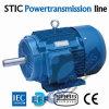 Motor elétrico trifásico de ferro de molde Ie3 do IEC