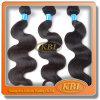 Kbl Wholesale neue Haarpflegemittel preiswerte Jungfrau Remy rohe brasilianische Menschenhaar-Webart