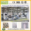 PVC/Aluminum Window Double Head Cutting Machine, Window Door CNC Cutting Saw Machine---China Factory Price Parker