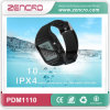 China Supplier Cheap Factory Price Chest Strap Pedometer Heart Rate Watch mit LCD Monitor Stopwatch