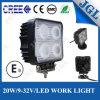 立方体LED作業ランプの農業LED作業ライト12V