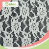 Tela blanca popular del Knit del estiramiento para el sujetador