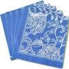 servilletas de cena de papel de los 25*25cm China