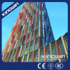 혁신적인 Facade Design 및 Engineering - Intelligent Respiratory Double Skin Glass Curtain Wall