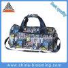 男女兼用の方法荷物旅行偶然の印刷のDuffle袋