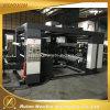 Nuoxinのブランド4カラー非編まれた袋のフレキソ印刷の印字機