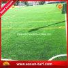 Het synthetische Kunstmatige Gras van het Gebied van het Voetbal van het Gras van de Voetbal