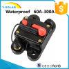 200A 12V/24VDC zekering-maken Kring breker-01-200A voor de Omschakelaar van het Terugstellen van het Huis van het zonne-Systeem waterdicht