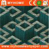 2016 벽을%s 방수 비닐 3D 벽지 벽지