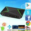 高性能のKodi 16.0 2g/16g M9s-Z8 S905 TVボックス
