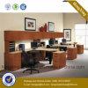 Pared de partición del MDF del sitio de trabajo de la oficina de los muebles del precio de fábrica (HX-NPT003)