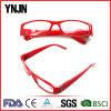 Glaces de relevé de couleur rouge de dames de la CE de promotion de Ynjn