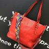 Borsa d'acquisto semplice delle donne dei sacchetti di spalla delle signore di modo in azione Emg4592