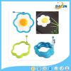 Blumen-Form-Silikon gebratene Ei-Form
