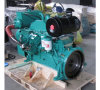 100 Kw 6bt5.9-G2 Cummins Estacionaria Diesel Motor Generador Set Uso