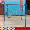 Échafaudage en acier tubulaire de bâti d'échelle à vendre (usine de 1700*1219mm à FoShan)