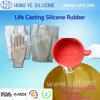 Platin-medizinischer Grad-flüssiger Silikon-Gummi für prothetische Glieder