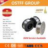 Fil de soudure de faisceau de flux du diamètre 1.2/1.6mm de norme européenne (AWS E71T-1) avec la protection contre les gaz de CO2