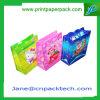 Bolsa de papel linda de Kraft del envasado de alimentos del chocolate del caramelo del regalo de la manera
