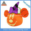 Halloweenのギフト袋キャンデーのカボチャ御馳走子供の昇進のフェルト袋