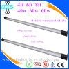 새로운 상품 LED 방수 관 4FT 6FT 8FT 보장 3 년