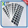 型抜きのシェーディングテープ/マイラー黒いテープ