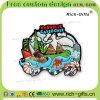 Ricordo ecologico personalizzato Nuova Caledonia (RC- NC) dei magneti del frigorifero dei regali della decorazione