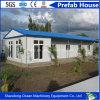 Casa prefabricada de la instalación de la casa prefabricada modular rápida de la casa del material de construcción ligero de la estructura de acero