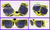 Óculos de sol do partido do tigre (VT0157)