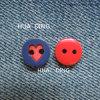 衣服(HD2010-16)のための2穴の方法プラスチック縫うボタン