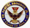 Samul Brogdon personalizado em volta de Pin nacional do Lapel (PIN88)