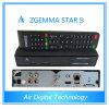Zgemma星S HD DVB-S2のサテライトレシーバのOfficiall新しい元のサポート