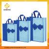 Прокатывать Non сплетенную хозяйственную сумку Tote с подгонянным печатание