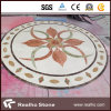 Interior Decorationのための大理石のFloor Waterjet Medallion