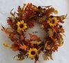 Новая осень искусственние венки Florals и Pinecones (BWYW752)