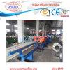 Производственная линия трубы из волнистого листового металла PVC PE одностеночная