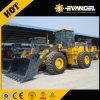 Lader Zl50g van het Wiel van 5 Ton van het Merk XCMG van China de Hoogste Nieuwe