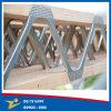 Plaques de plaque métallique de connecteur d'armature de fixation fabriquées en Chine