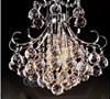 Estilo americano que pendura o candelabro leve do cristal das decorações dos casamentos