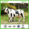 Résine Decorative Farm Milk Cow Taking un Walk (NF86174)