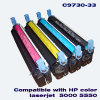 Aufbereitete Farben-Toner-Patronen (C9730A)